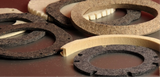Felt components for automobile industry