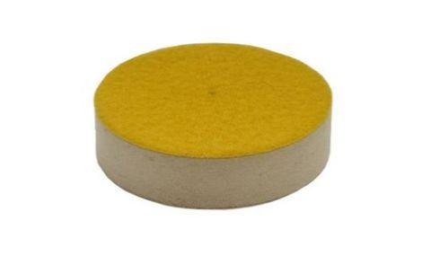 Felt discs with Velcro – extra hard (0.66 g/cm3)
