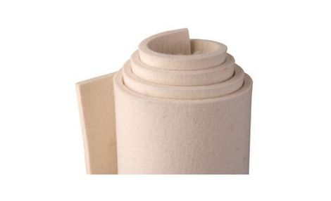 W80-white, soft density(0.20 g/cm3), 80 % wool